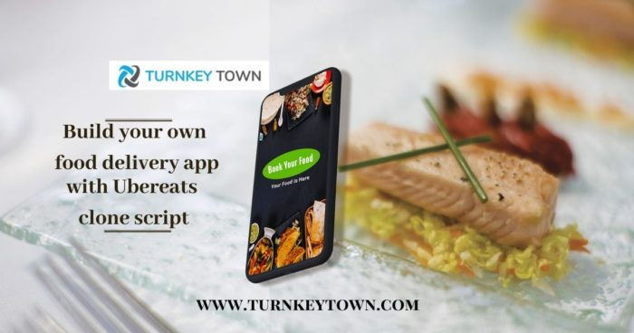 Build your own food delivery app with Ubereats clone script