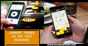 Current trends in the Taxi business