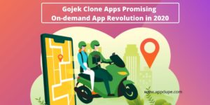 Create a Gojek clone in 2020 and take a share in on-demand industry