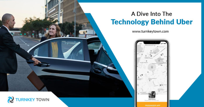 A dive into the technology behind uber