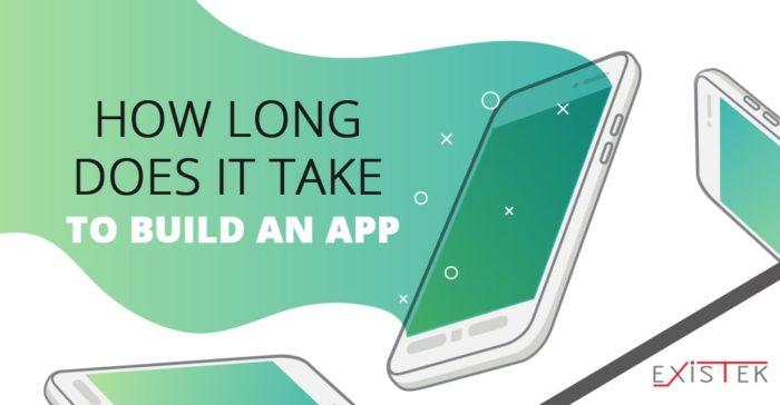 App Development Timeline: How Long Does It Take? | Existek Blog