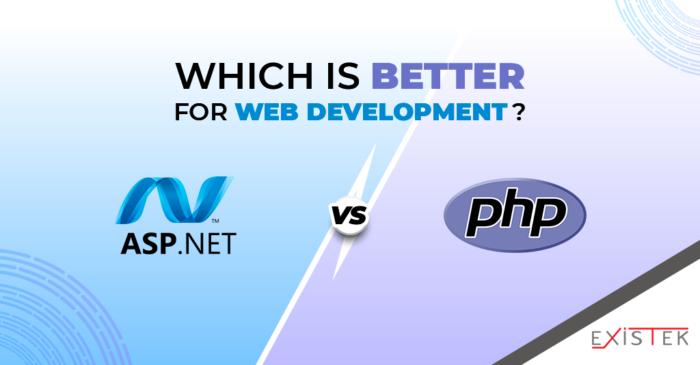 ASP.NET vs PHP: Which is Better for Web Development?   Existek Blog