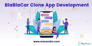 BlaBlaCar Clone App | BlaBlaCar Clone Script | Carpooling Clone Script | MacAndro