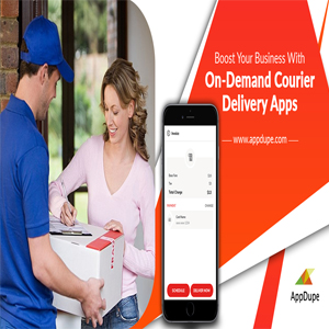Boost Your Business With On-demand Courier Delivery Apps