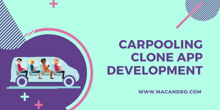 Gear Up Your Own Ride Sharing Business with our Carpooling Script