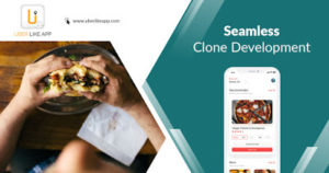 clone app development:  Level-up your restaurant delivery service with Seamless clone