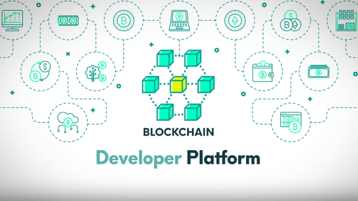 CrowdforApps : Blog -How Blockchain is Reshaping the Future of Mobile App Development?