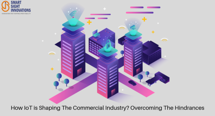 CrowdforApps : Blog -How IoT is Shaping The Commercial Industry