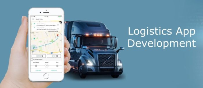 CrowdforApps : Blog -How To Develop A Logistics App Like Uber For Trucks