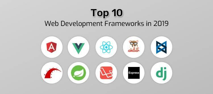 CrowdforApps : Blog -Top 10 Web Development Frameworks in 2019