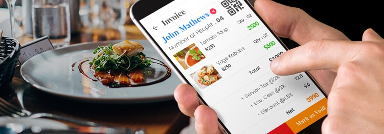 CrowdforApps : Blog -Upgrade Your Restaurant with Restaurant Management Application