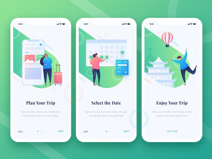 CrowdforApps : Blog -What Key Features any Travel App Should Have