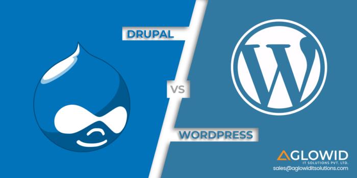 Drupal vs WordPress: Choosing Best CMS in 2020 for your Website