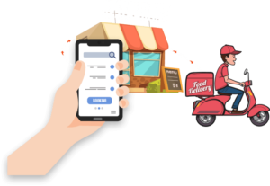 Provide More Convenient Food Delivery Service To Your Customers Using SpotnEats Food Delivery So ...