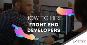 How to Hire a Web Developer   Existek Blog