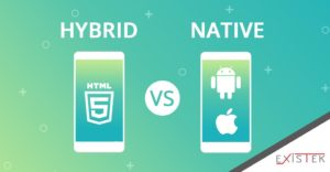 Native VS Hybrid App Development: Which is Better? | Existek Blog
