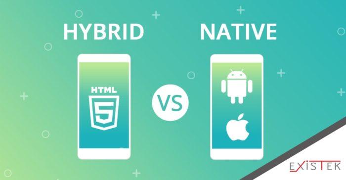 Native VS Hybrid App Development: Which is Better? | Existek Blog