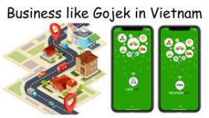 On Demand Business Startup like Gojek in Vietnam
