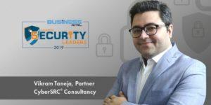 Vikram Taneja: An Agile And Vigilant Leader Simplifying Cyber Risk Management