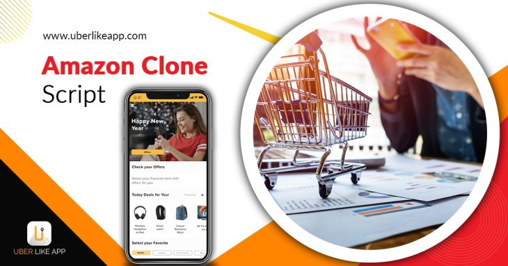 Which is the best Amazon clone App?