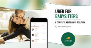 On-demand babysitting app development