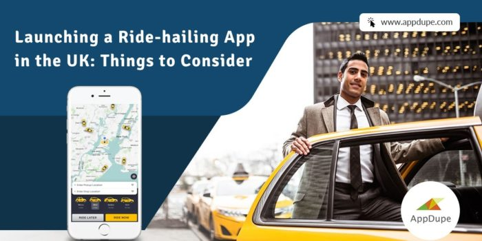 Easy steps to help you launch a ride-hailing business in UK
