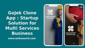 Apps like Gojek: A Hub of On-demand Services