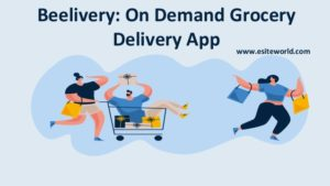 Beelivery: On Demand Grocery Delivery App