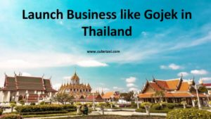 Best investment in Gojek app development in Thailand