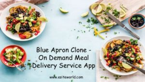 Blue Apron Clone – On Demand Meal Delivery Service App Solution