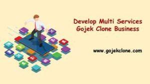 Build Multi Service App like Gojek