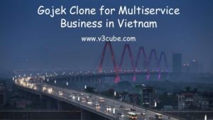 Buy Readymade Script of Gojek Clone for Mutiservice Business in Vietnam