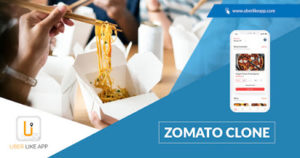 A simple workflow of a food delivery app like Zomato  If you are in the food delivery business o ...