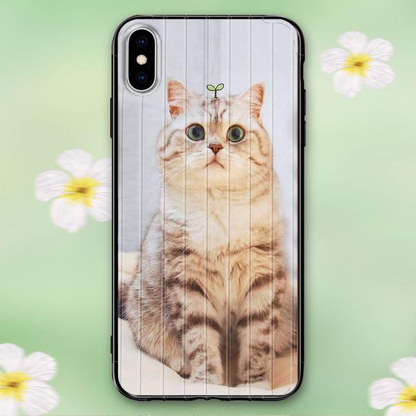 Custom iPhone Cases Personalized Aurora Phone Case Picture Phone Case – GetCustomPhoneCase