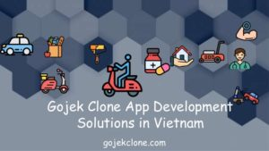 Gojek Clone App Development Solutions in Vietnam