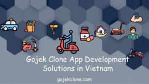 Gojek Clone App Development Solutions in Vietnam