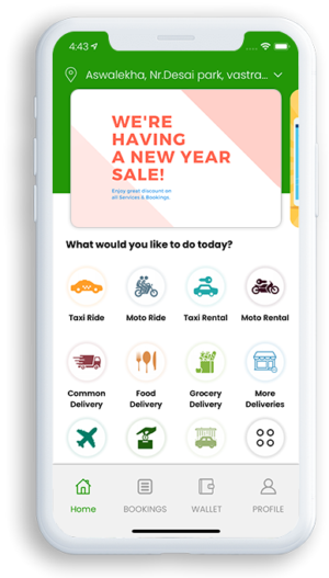 Gojek Clone: Innovative On Demand Apps