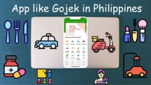 Gojek like App Development in Philippines