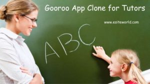 Gooroo App Clone for Tutors