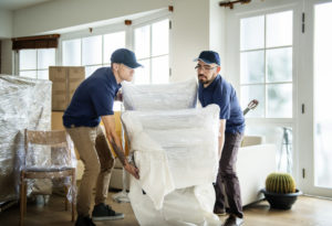 Comprehensive on-demand packers and movers app