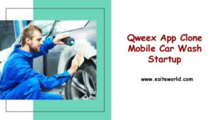 On Demand Car Cleaning Service With Qweex Clone App