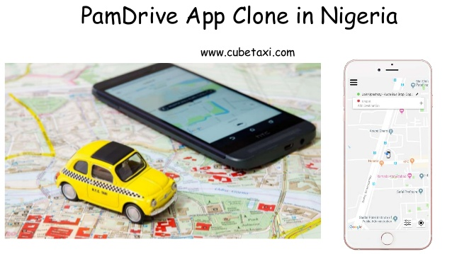 PamDrive Clone: Mobile Taxi Booking App in Nigeria