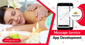 Get a highly customizable app like uber for massage