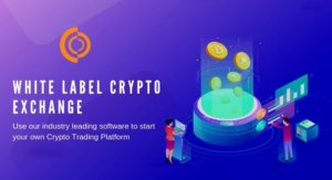 White label crypto exchange is a readily-made software that is used to buy,sell cryptocurrenies  ...