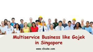 Unbeatable Multi Service Business like Gojek in Singapore