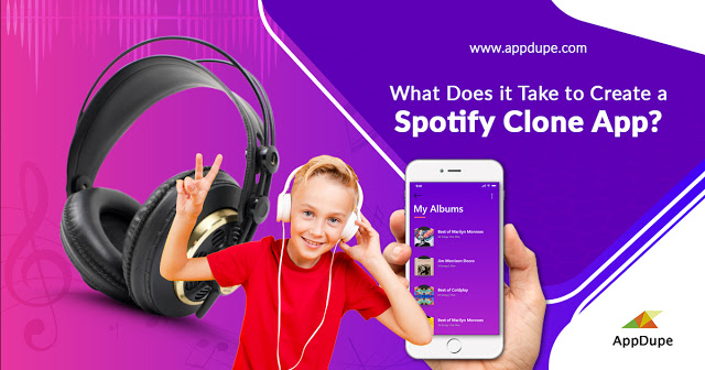 A Spotify clone app is the key to enter and gain an advantage in the lucrative audio streaming i ...