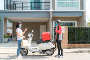 Are food delivery platforms safe amid COVID'19?