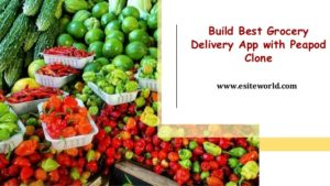 Build Best Grocery Delivery App with Peapod Clone