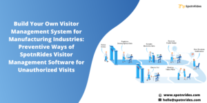 How to Overcome the Security Challenges in Manufacturing Industries using SpotnRides Visitor Man ...
