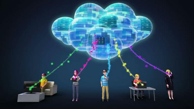 CrowdforApps : Glossary -Cloud Computing
